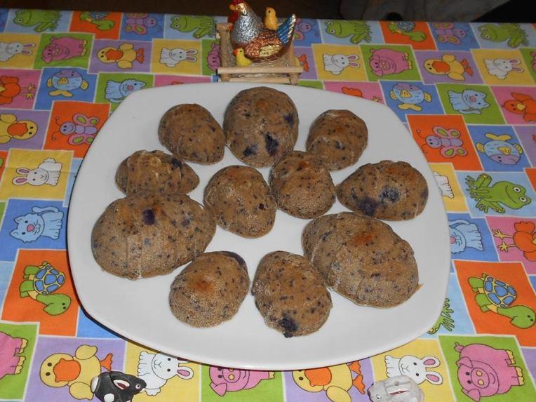 muffins blueberrys