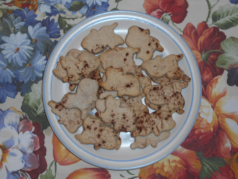 galletas de canela sin huevo